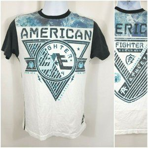 American Fighter Buckle Short Sleeve Graphic Tee